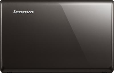 Ноутбук Lenovo IdeaPad G580A (59371641) - крышка