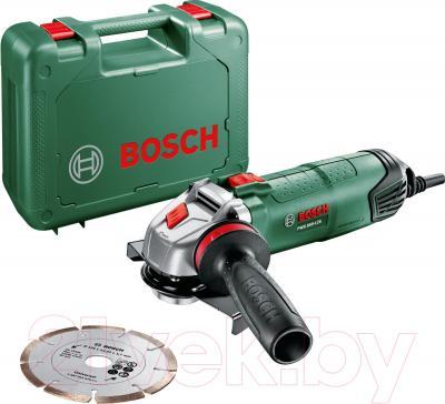 Угловая шлифовальная машина Bosch PWS 850-125 (0.603.3A2.720) - промо