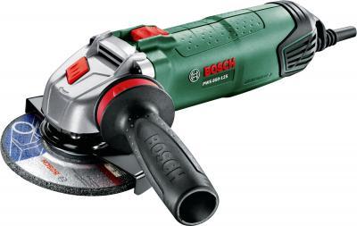 Угловая шлифовальная машина Bosch PWS 850-125 (0.603.3A2.720) - общий вид