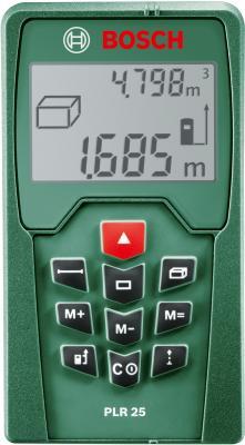 Дальномер лазерный Bosch PLR 25 (0.603.016.220) - общий вид