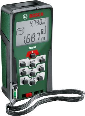 Дальномер лазерный Bosch PLR 50 (0.603.016.320) - общий вид