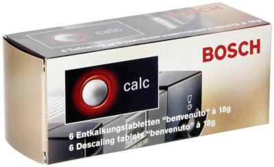 Чистящие таблетки для кофемашины Bosch TCZ6002 - общий вид