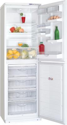 Холодильник с морозильником ATLANT ХМ 6023-100 - общий вид