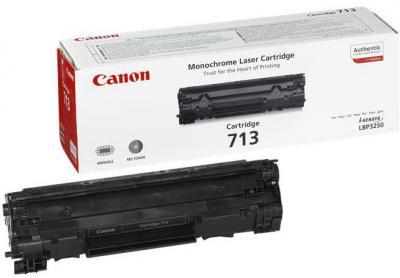 Тонер-картридж Canon 713 - общий вид