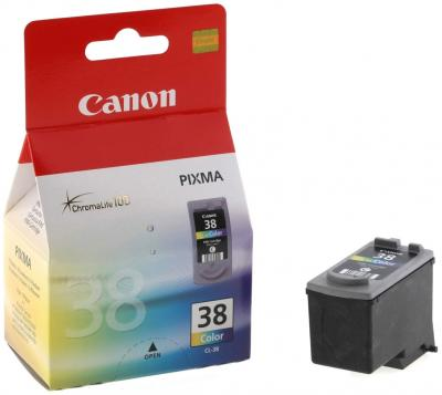 Картридж Canon CL-38 Color (2146B003) - общий вид