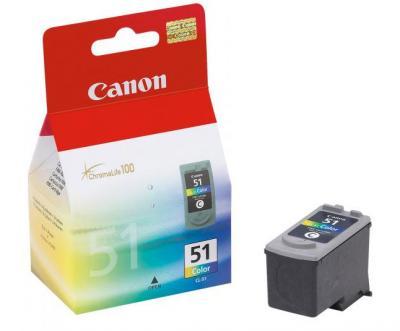 Картридж Canon CL-51 Color - общий вид