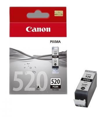 Картридж Canon PGI-520BK - общий вид