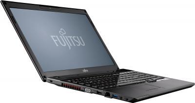 Ноутбук Fujitsu LIFEBOOK AH552 (AH552MC3E5RU) - вид сбоку