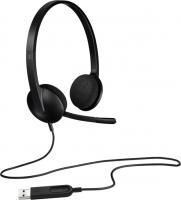 Наушники-гарнитура Logitech USB Headset H340 (981-000475) -