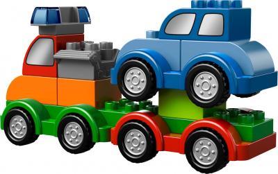 Конструктор Lego Duplo Машинки-трансформеры (10552) - тягач