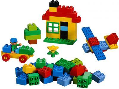 Конструктор Lego Duplo Большая коробка (5506) - общий вид