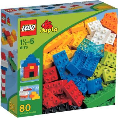 Конструктор Lego Duplo Базовые элементы (6176) - упаковка