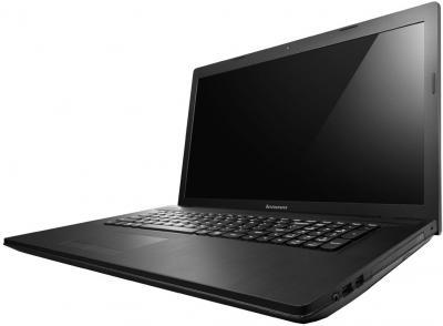 Ноутбук Lenovo IdeaPad G700 (59381084) - вид сбоку