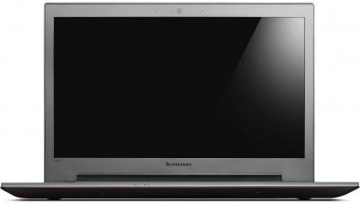 Ноутбук Lenovo IdeaPad Z500 (59377370) - фронтальный вид