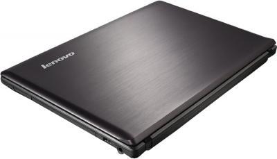 Ноутбук Lenovo IdeaPad G780 (59360032) - в закрытом виде