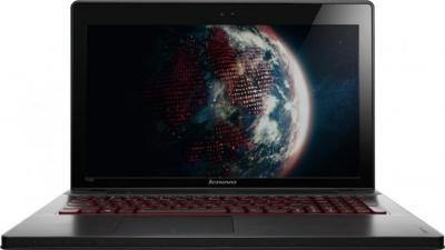 Ноутбук Lenovo IdeaPad Y500 (59376214) - фронтальный вид