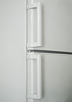 Холодильник с морозильником ATLANT ХМ 4023-100 - ручки