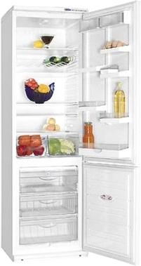Холодильник с морозильником ATLANT ХМ 4024-100 - общий вид