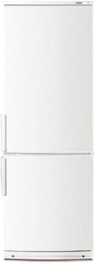 Холодильник с морозильником ATLANT ХМ 4024-100 - вид спереди