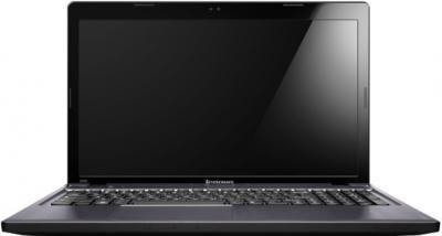 Ноутбук Lenovo V580С (59381141) - фронтальный вид