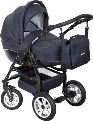 Детская универсальная коляска Riko Primo 2 в 1 (Plum) - общий вид