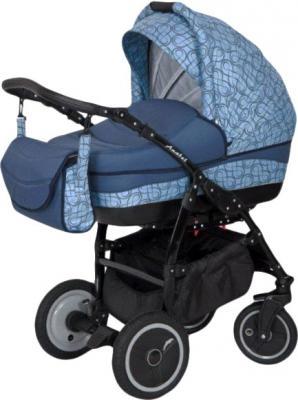 Детская универсальная коляска Riko Anabel (121) - общий вид
