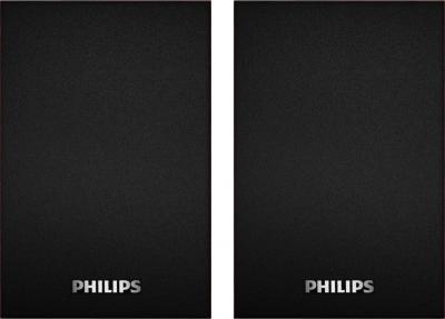 Мультимедиа акустика Philips SPA20/51 - фронтальный вид