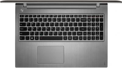 Ноутбук Lenovo IdeaPad Z500 (59371606) - вид сверху