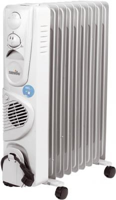 Масляный радиатор Smile RO 1529F - общий вид