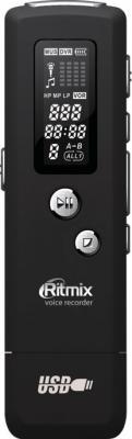 Цифровой диктофон Ritmix RR-650 (8Gb) - общий вид