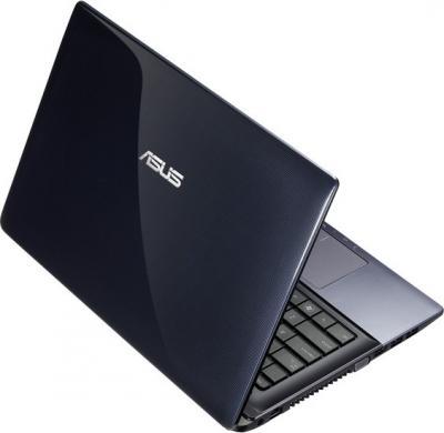 Ноутбук Asus K45DR-VX006R - вид сзади