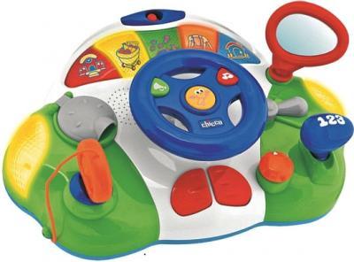 Развивающая игрушка Chicco Говорящий руль (6008400018) - общий вид
