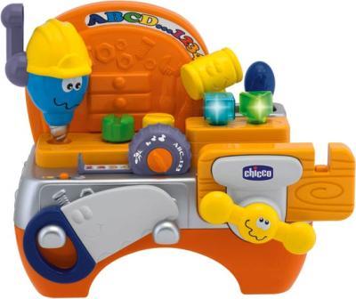 Развивающая игрушка Chicco Говорящая мастерская (69032000180) - общий вид