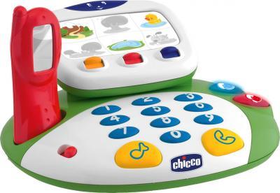Развивающая игрушка Chicco Говорящий видеотелефон (60085000180) - общий вид