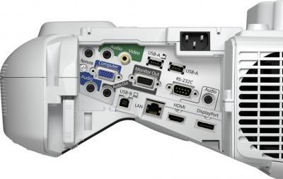 Проектор Epson EB-1410Wi - разъемы