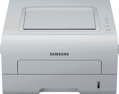 Принтер Samsung ML-2950NDR - фронтальный вид