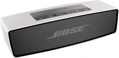 Портативная колонка Bose SoundLink Mini II (серебристый) - общий вид