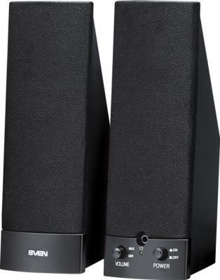 Мультимедиа акустика Sven 310 (черный) - общий вид