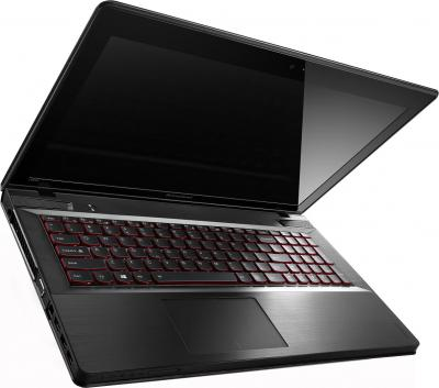 Ноутбук Lenovo IdeaPad Y500 (59390469) - общий вид