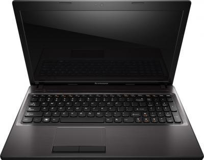 Ноутбук Lenovo IdeaPad Y500 (59376218) - фронтальный вид