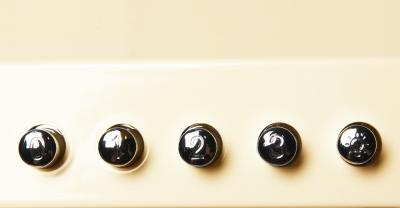 Вытяжка купольная Zorg Technology KM (Eco) 750 (60, Beige) - кнопки управления