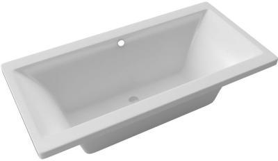 Ванна акриловая Excellent Pryzmat Lux 180 - вполоборота