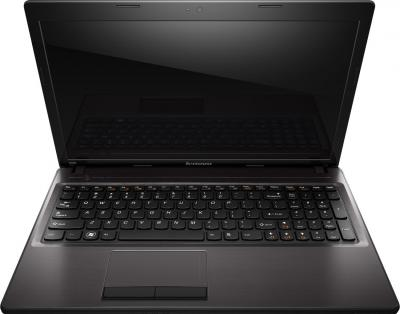Ноутбук Lenovo IdeaPad Y500 (59376219) - фронтальный вид