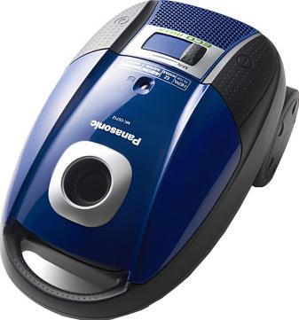 Пылесос Panasonic MC-CG712AR79 - общий вид