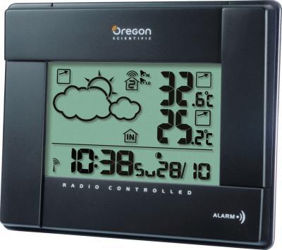 Метеостанция цифровая Oregon Scientific BAR386 - общий вид