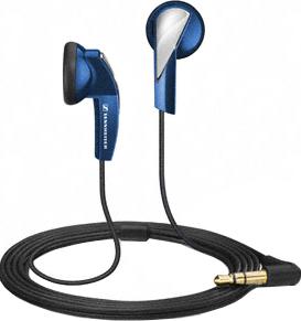 Наушники Sennheiser MX 365 (Blue) - общий вид