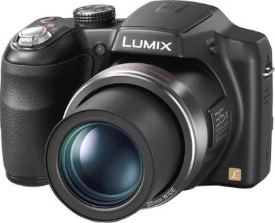 Компактный фотоаппарат Panasonic Lumix DMC-LZ30 (DMC-LZ30EE-К) - общий вид