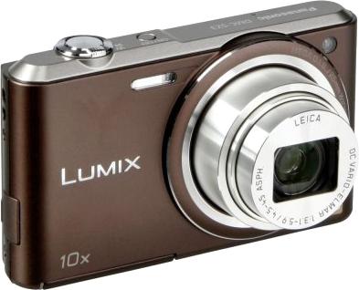 Компактный фотоаппарат Panasonic Lumix DMC-SZ3 (DMC-SZ3EE-T) - общий вид