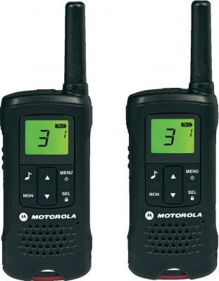Рация Motorola TLKR-T60 - общий вид