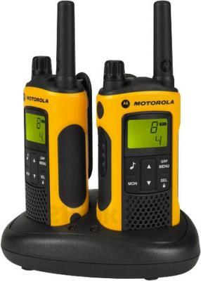 Рация Motorola TLKR-T80EXT - общий вид
